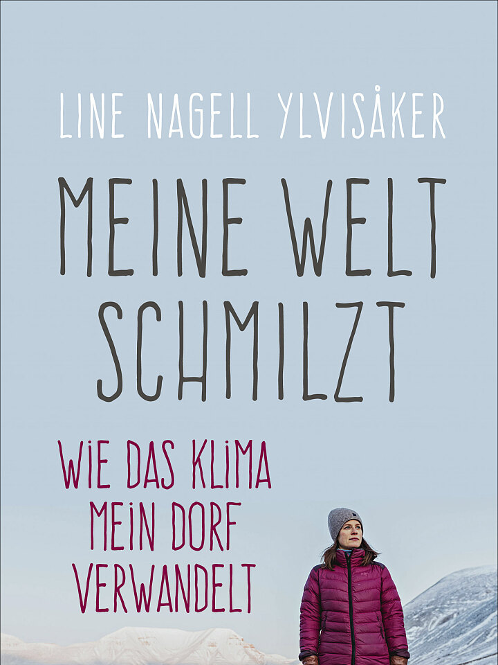 """Cover """"Mein Welt schmilzt"""""""