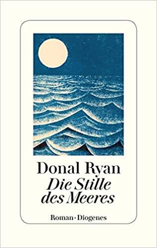 "Cover ""Die Stille des Meeres"""
