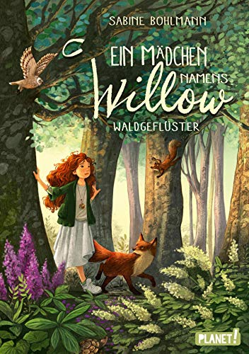 """Cover """"Ein Mädchen namens Willow"""""""